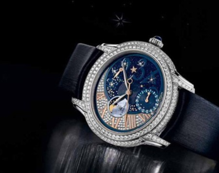 百达翡丽手表的艺术