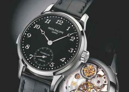 上海百达翡丽维修中心维修手表走时误差