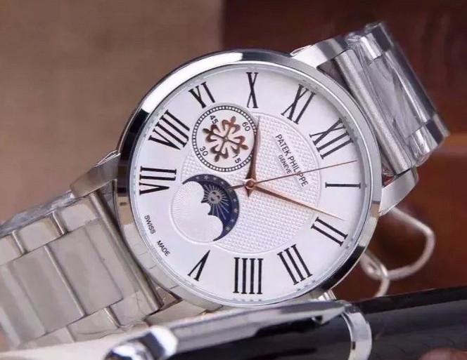 百达翡丽手表表针的问题