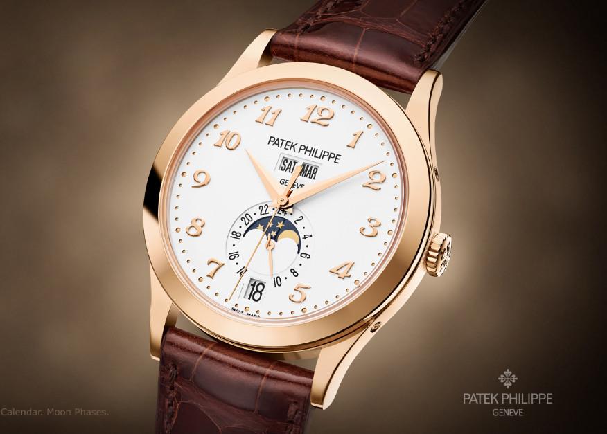 百达翡丽手表维修时候机芯的保养