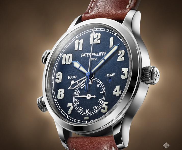 百达翡丽手表表壳的保样