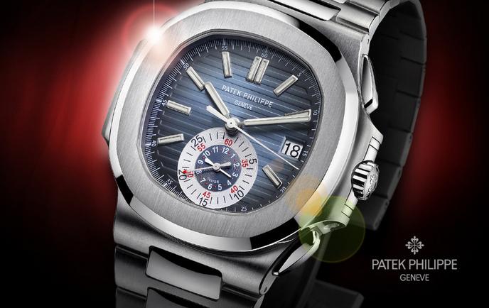 百达翡丽手表展示