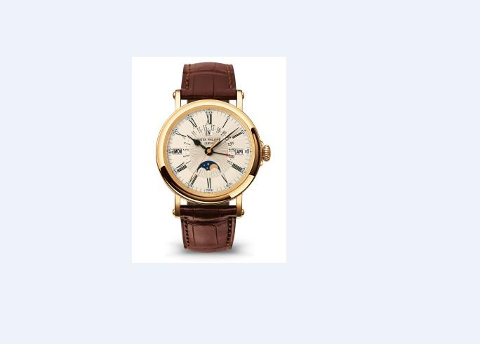 百达翡丽手表维修服务中心对你的腕表展示