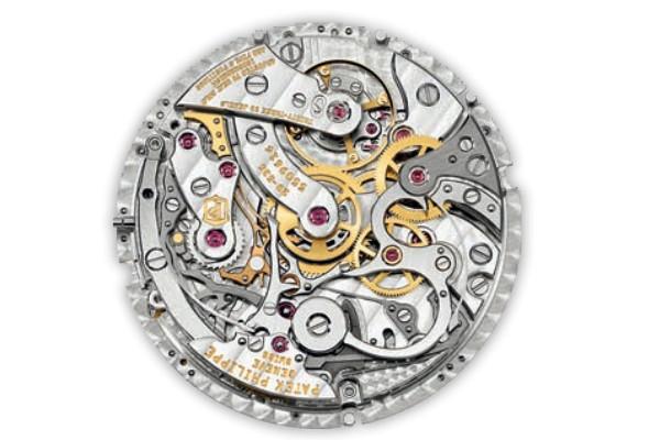 百达翡丽腕表维修服务中心处理百达翡丽腕表走时不准