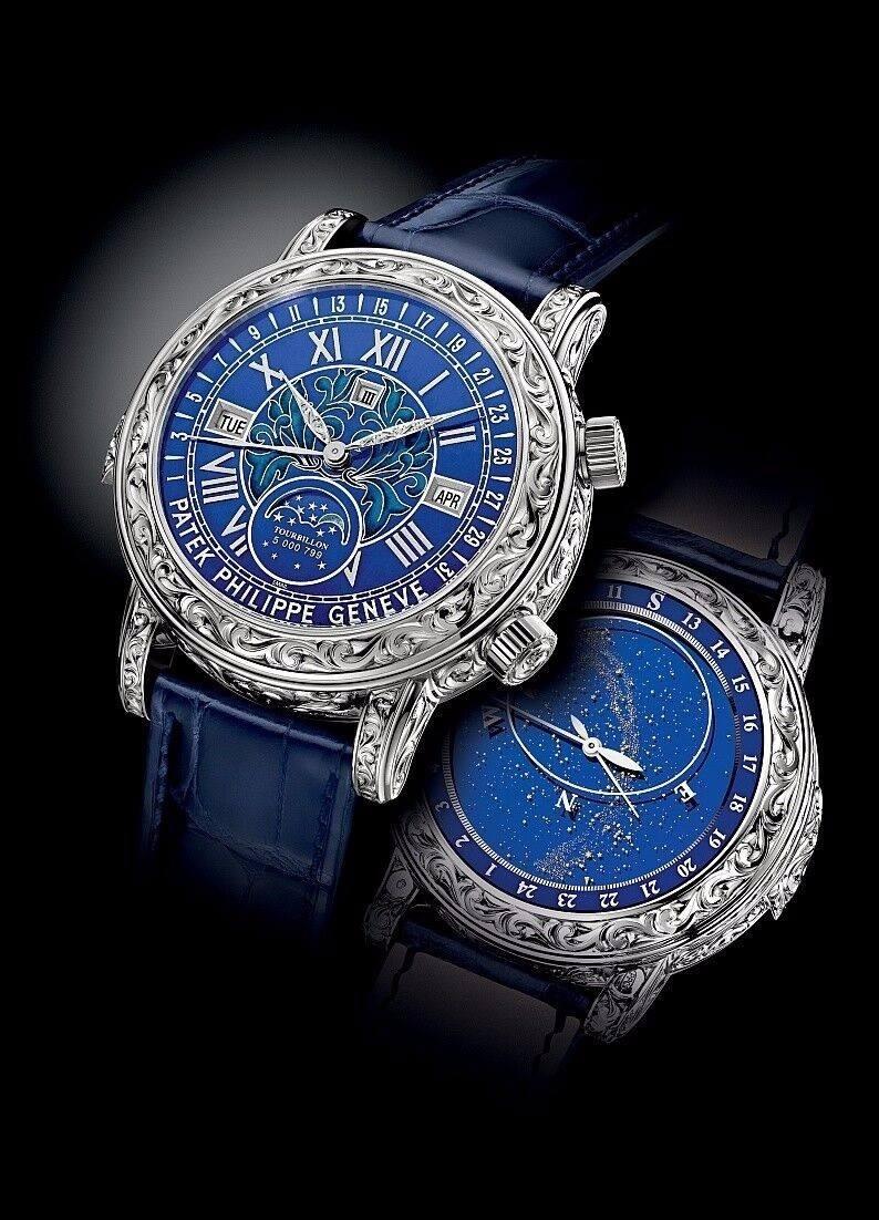 如何分辨百达翡丽手表的真假