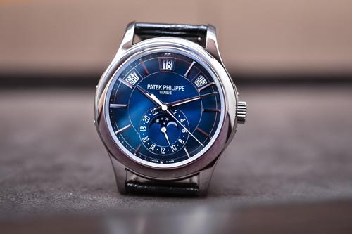百达翡丽腕表表针脱落的危害及维修