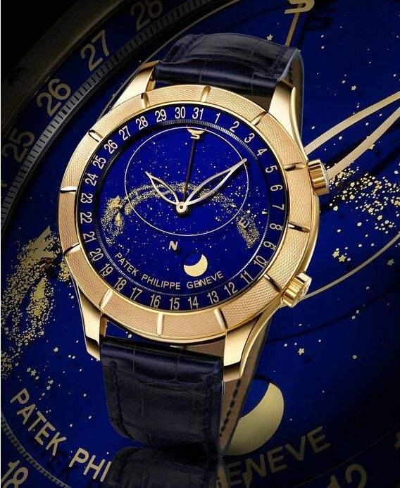 百达翡丽腕表表把为什么会脱落